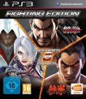 Tekken 6 + Tekken Tag Tournament 2 + Soul Calibur V - Fighting Edition - PS3