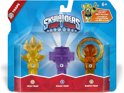 Skylanders Trap Team Triple Trap Pack Tech Magic Earth