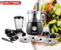 Multitronic Food Processors 15 delig