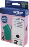 BROTHER LC-227XL inktcartridge zwart high capacity 1200 pagina s 1-pack