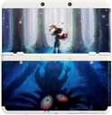 NEW3DS COVER PLATE ZELDA MAJORA'S MASK 023 EUR