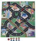 Playmat town 80x70xm CT 6pc