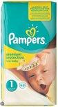Pampers New Baby - Maat 1 Mid Pack 45 luiers