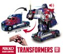 Nikko Transformers Optimus Prime Robot - RC Robot