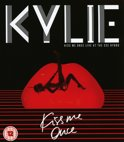 Kylie Minogue - Kiss Me Once Tour (2 Cd + Blu-ray)