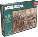 Anton Pieck De Postkoets - Puzzel - 1000 stukjes