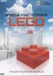 1 Dvd Amaray - Ng. Mega Factories Lego