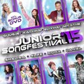 Junior Songfestival 2015 (Cd/Dvd)