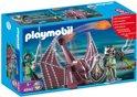 Playmobil Groene Drakenridders met Katapult - 4840