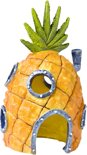 Nickelodeon Decor - Ornament Spongebob Ananashuis - 15x9x8 CM - Oranje