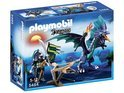 Playmobil Dragons: draak en krijger (5484)