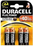 Duracell Plus Power AA Alkaline Batterijen 48x Pak