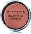 Max Factor Miracle Touch Creamy Blusher - Soft Copper