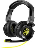 Sharkoon Shark Zone H40 - Gaming headset(Zwart/Geel)