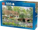 Generic 500pcs April Cottage