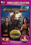 Runaway Express Mystery + Sharpe Investigations