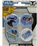 Star Wars The Clone Wars Buttons