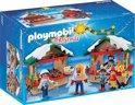 Playmobil De Kerstmarkt - 5587