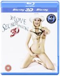 Love 3D: Sex, Erotic and Passion Vol. 3 (Blu-ray 3D + Blu-ray)