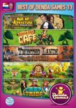 Best of Denda Games 13 - 5 PACK (Age of Adventures: Playing the Hero, Alice and the Magic Gardens, Twisted Lands: Origin, Farm Tribe, Stone Age Cafe)