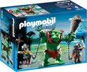 Playmobil Reuzentrol met dwergsoldaten - 6004