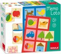 Goula Houten Memo Lotto - Kinderspel