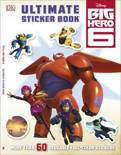 Big Hero 6 Ultimate Sticker Book