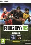 Rugby 15  (DVD-Rom)