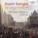Dutch Delight: Organ Music From The