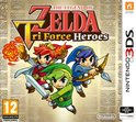 The Legend of Zelda, Tri Force Heroes  3DS