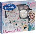 Frozen Diamond koffer - Glitter Make-up Set