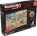 Wasgij What if Dinosaurs still existed - Puzzel - 1000 stukjes