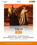 Pavarotti Chiara - Legendary Performances Aida, Br