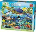Animals W. 1000pcs Wonders