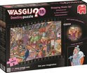Wasgij Destiny 15 Shopping Shake Up! - Legpuzzel - 1000 Stukjes