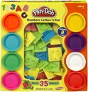 Play-Doh Letters 'n Fun - Klei