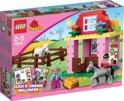 LEGO Duplo Paardenstal - 10500