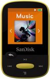 Sandisk Sansa Clip Sports - MP3-speler - 4 GB - Geel