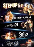 Step Up 1 t/m 5