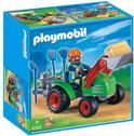 Playmobil Tractor met Accesoires - 4143