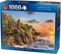 Generic 1000pcs Sunset Craggy