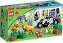 LEGO Duplo Ville Dierentuinbus - 10502