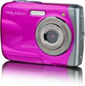 Splash onderwater camera roze W1024
