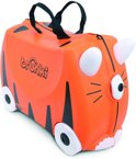 Trunki Ride-On Tijger Tipu - Kinderkoffer - 21 cm - Oranje