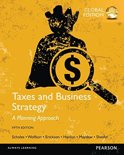 Taxes & Business Strategy, Global Edition