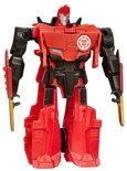 Transformers RID One-Step Changers - Sideswipe