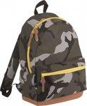 Bellatio Junior Camouflage - Rugzak - Kinderen - Groen