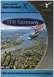 VFR, Germany 2 (North) (FS X Add-On) (DVD-Rom)