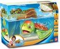 Robo Turtle Speelset - Inclusief Aquarium