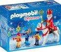 Playmobil Sinterklaas met Kinderen - 5593